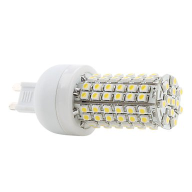 G9 3W 96X3528 Smd 300Lm 2800-3200K Warm White Light Led Corn Bulb (230V)