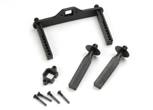 Traxxas 4914R T-Maxx 3.3 Front Body Mount Posts