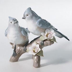 Amazon.com - Nature's Duet Lladro Bird Figurines - Collectible