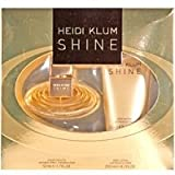 Shine by Heidi Klum 50ml Eau de Toilette Spray & 200ml Body Lotion
