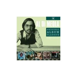 Al Dimeola - Original Album Classics cover