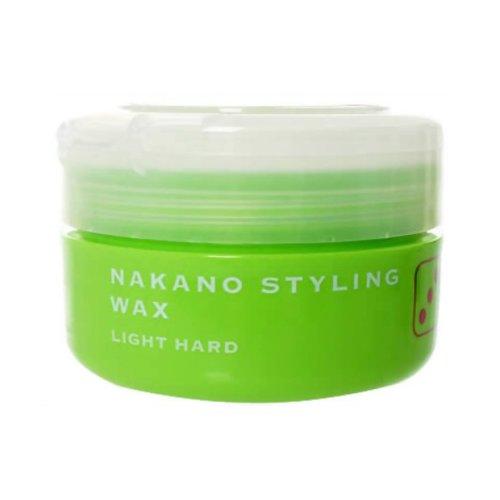 ナカノ スタイリング ワックス 3 ライトハード 90g
