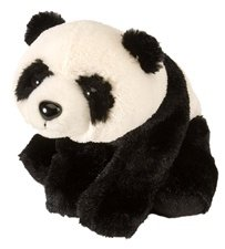 "Panda Baby Cuddlekin 8"" by Wild Republic - 1"