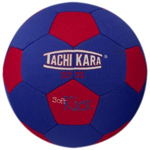 Tachikara Soft Kick Fabric Soccer Ball