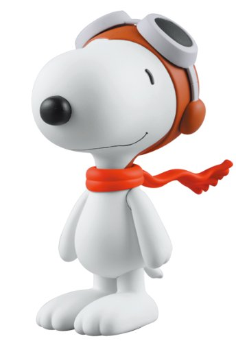 UDF SNOOPY, THE FLYING ACE...