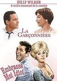 echange, troc La garconnière / Embrasse-moi idiot - Coffret 2 DVD