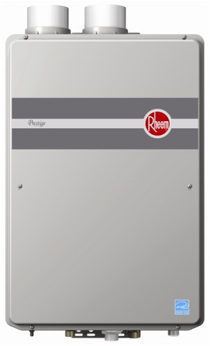 Rheem RTGH-95DVLN 9.5 GPM Indoor Direct Vent Tankless Natural Gas Water Heater (Hot Gas Water Heater compare prices)