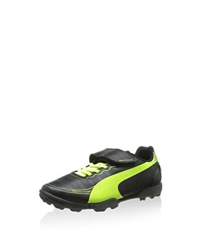 Puma Zapatillas Deportivas Evo Speed 5 Tt Jr Velc Negro