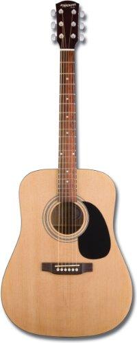 Musical Instrument Reviews: Fender Starcaster Acoustic Guitar ...