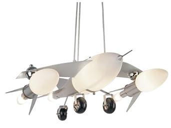 Plane ceiling light