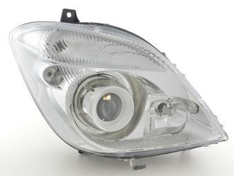 Spare parts headlight right Mercedes Benz Sprinter Yr. 06-