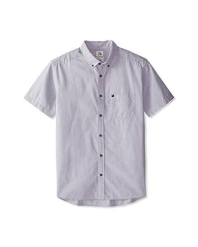 Quiksilver Men's Willesden Short Sleeve Shirt