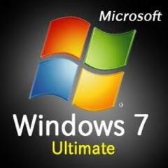 【送料無料】Microsoft Windows7 Ultimate ★【32/64bit対応】 Dell OEM/DSP DVD+中古メモリ