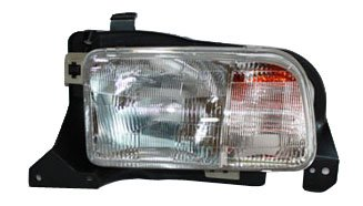 TYC 20-6366-00 Chevrolet Tracker Driver Side Headlight Assembly (Chevrolet Tracker Headlight compare prices)