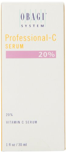 Obagi System Professional-C 20% Vitamin C Serum, 1-Ounce Bottle (30ml)