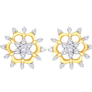 Nakshatra Diamond Earring NERC609