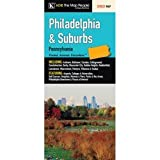 Philadelphia & Suburbs Street Map (0841673039) by ADC The Map People