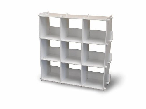 Sourcing Solutions 9 Cubby Storage, No Tools Required