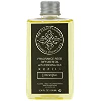 The Candle Company Reed Diffuser With Essential Oils Refill - Lemongrass- 100ml/3.38oz