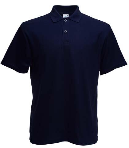 Fruit of the Loom Original Lightweight Polo Shirt