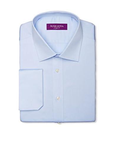 Acquaviva Men's French Cuff Dress Shirt