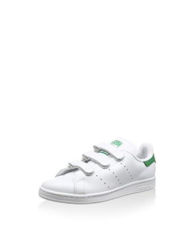 adidas Sneaker Stan Smith CF weiß/grün