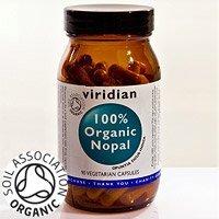 Viridian Organic Nopal 90 Vegcaps