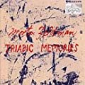 Triadic Memories - Solo Piano (2CD)
