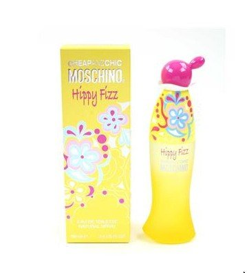 EMPORI Moschino Hippy Fizz Woman Eau De Toilette Spray 100ml