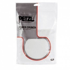 Petzl sacchetto Power Crunch di magnesite da 200g