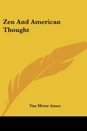 Zen And American Thought