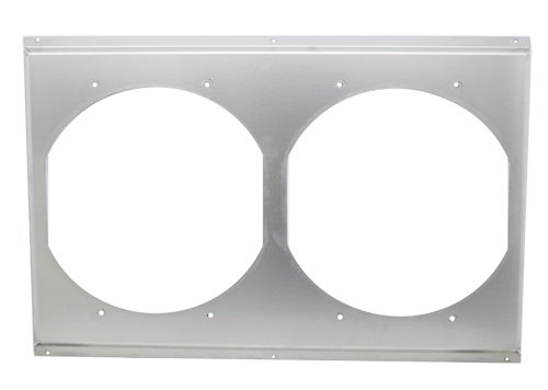 "Radiator Fan Shroud Dual Unit (27-1/2"" X 18-1/2"")"