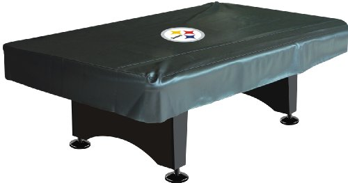 NFL Pittsburgh Steelers Pool Table Cover at Amazon.com