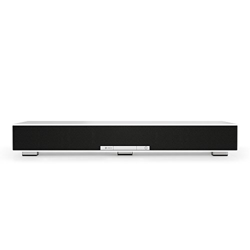 Raumfeld Wireless Streaming Sounddeck - White
