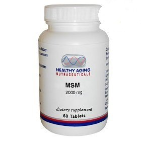 MSM 2000 mg Highland Laboratories 60 Tabs