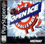 Open Ice Hockey - PlayStation