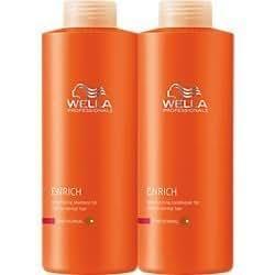 Amazon.com : WELLA Brilliance Shampoo & Conditioner Coarse Colored