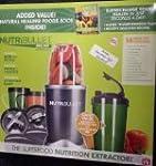 Nutribullet 14-Piece Nutrition Extrac...