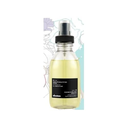 Amazon.com : Davines Oi/Oil Absolute Beautifying Potion for Unisex, 4