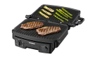 Multi grill in fully open position