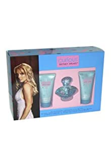 Curious By Britney Spears 3 Pc Gift Set For Women