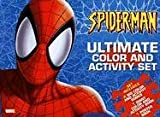 Spider-Man Ultimate Color & Activity Set (Amazing Spider-Man) (0696226979) by Marvel