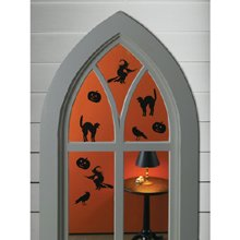Martha Stewart Crafts Halloween Images Window Clings