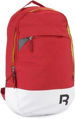 Reebok C One M Laptop Backpack (Rbk Red and White)