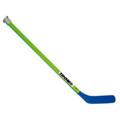 """Hockeyschläger """"Junior"""" Fuß Blau"""