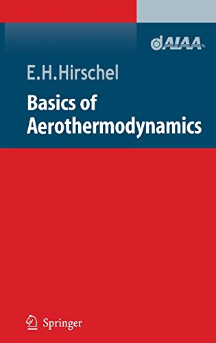 Basics of Aerothermodynamics (Progress in Astronautics and Aeronautics)
