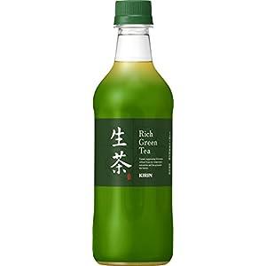 キリン 生茶525ml PET×24本