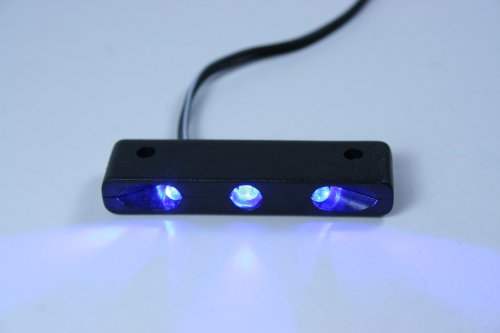 Led Map Light Convenience Light Auto Airplane Aircraft Rv Boat Interior Cabin Cockpit Led Lighting - Blue Led