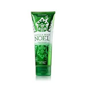 Bath & Body Works Holiday Traditions Vanilla Bean Noel Triple Moisture Body Cream, 8 OZ, 2011 season