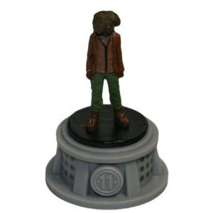 Bundle - 2 Items - The Hunger Games Figurines - Set of 2 Tributes - District 11